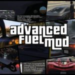 Advanced Fuel Mod — Мод на бензин для GTA 5