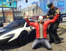 Полицейский мод для ГТА 5
