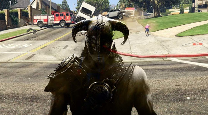 Gta 5 Мод Зомби Апокалипсис Скачать - фото 8