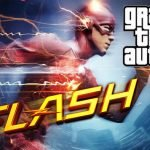 The Flash Mod для GTA 5