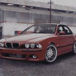 BMW M5 E39 для GTA 5 v1.1