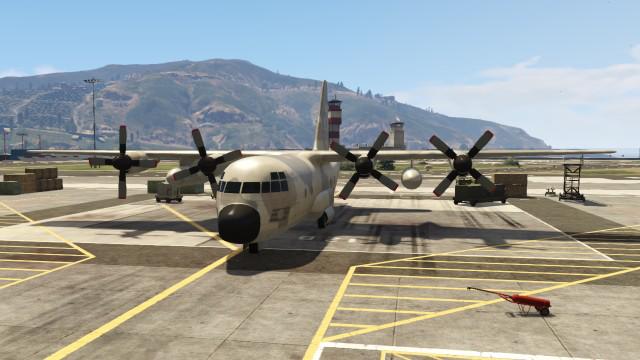 Как угнать в ГТА 5 большой пассажирский самолёт