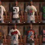 Одежда для GTA 5