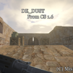 De_Dust из Counter Strike 1.6 для GTA 5