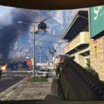 Вышел новый VR мод для GTA 5 с которым можно пройти всю игру
