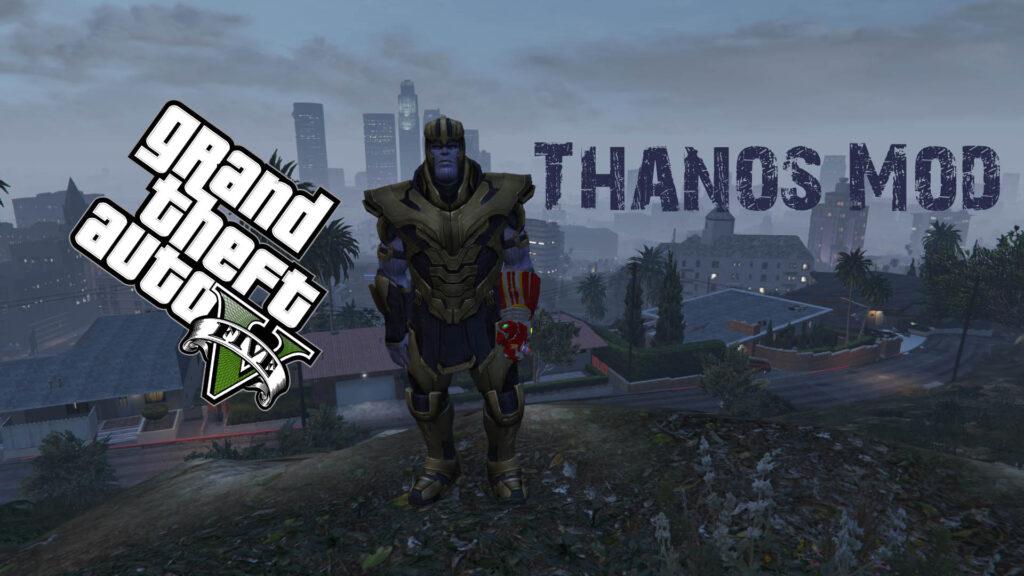 Мод на Таноса для ГТА 5 – скачать бесплатно суперзлодея Таноса и установить в GTA 5