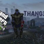 Мод на Таноса для GTA 5