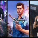 Мотивы преступлений героев игр GTA 3, VC, SA