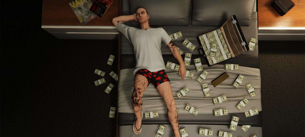 ГТА 5 Онлайн Деньги – Много денег
