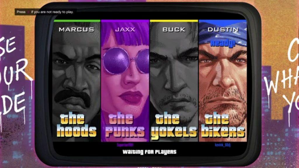 Street Crimes: War Games Arcade GTA 5 Online Game